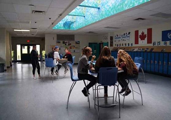 QualicumSchoolDistrict-Lunchroom-Gallery