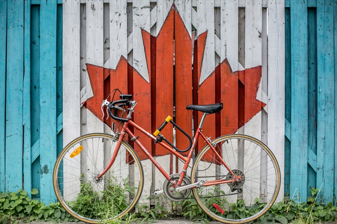 bicycle-canada-Stelly's-Secondary-School-Vancouver-Island-2020