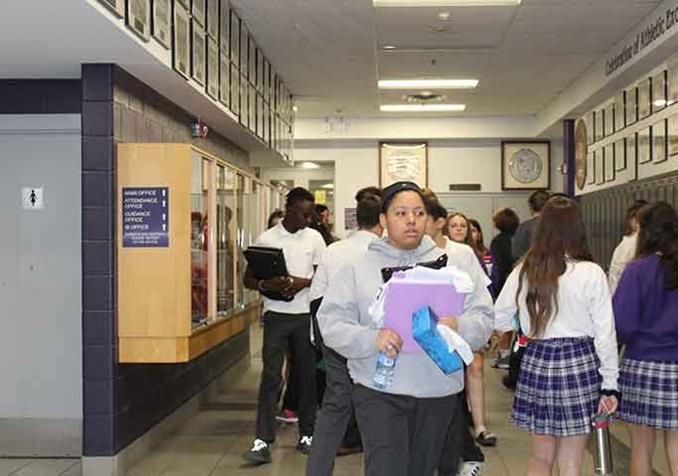 WindsorEssexCatholicSchool-AssumptionHighSchool-SchoolHallway-Gallery