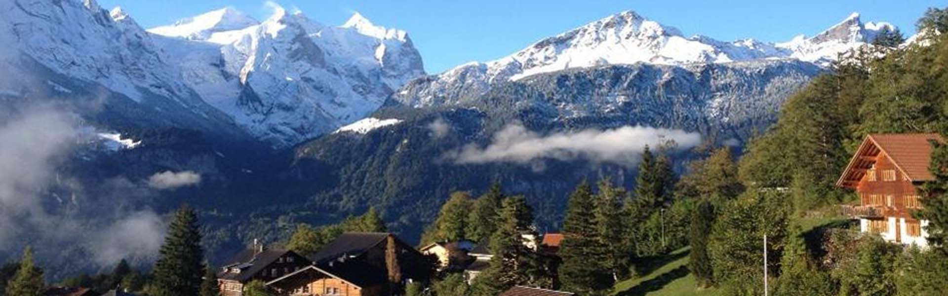 Ecole Humanite Switzerland Mountains Banner 2019