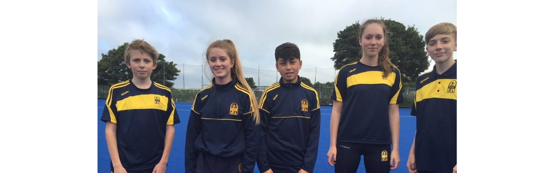 Sutton Park School students