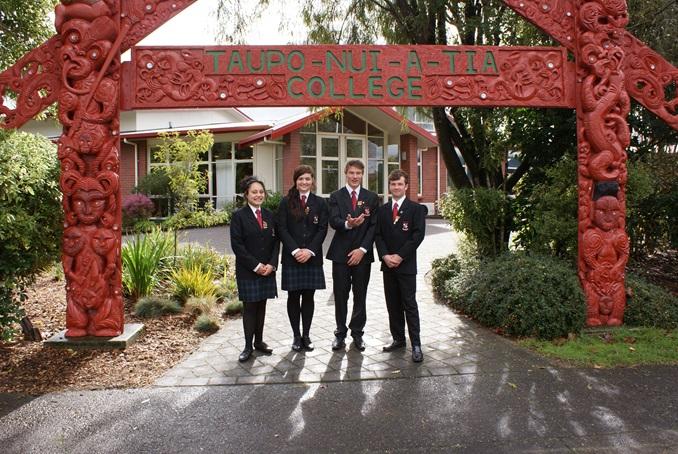 Taupo-Nui-A-Tia College