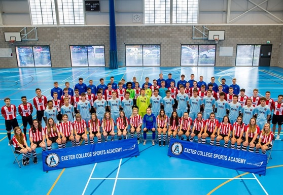 Exeter College Sports Academy