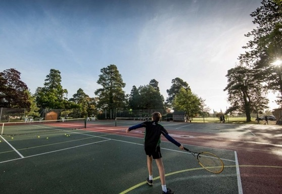 Tennis Academy at Stover School