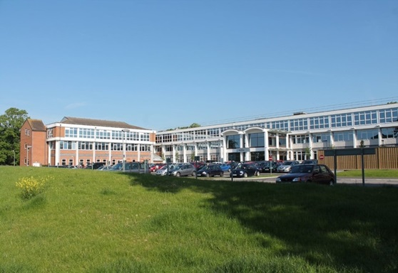 Worthing College building