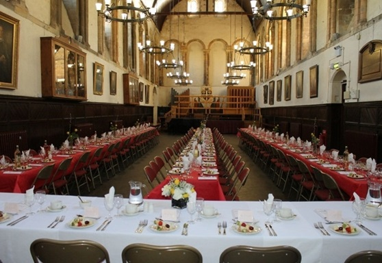 Refectory at Dover College