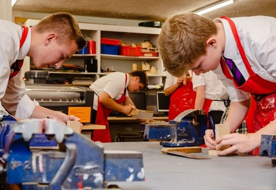 Design and technology at Dover College