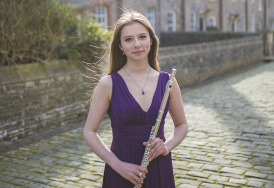 Music student at Wells Cathedral School
