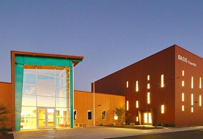 BASIS Chandler Arizona USA School 2019