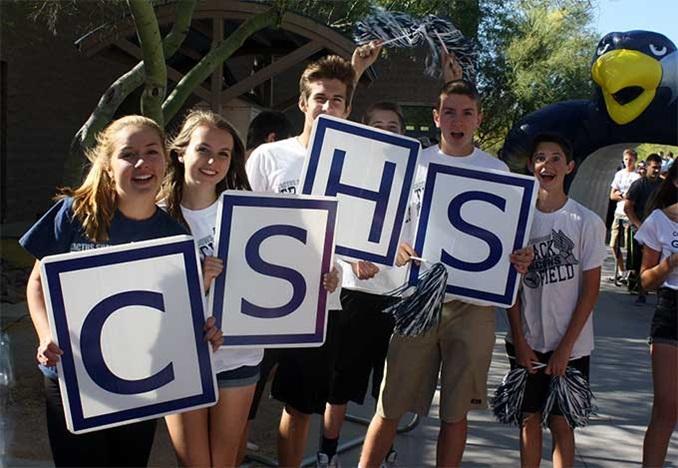 CaveCreekUnified-Public-Arizona-USA-School-Students