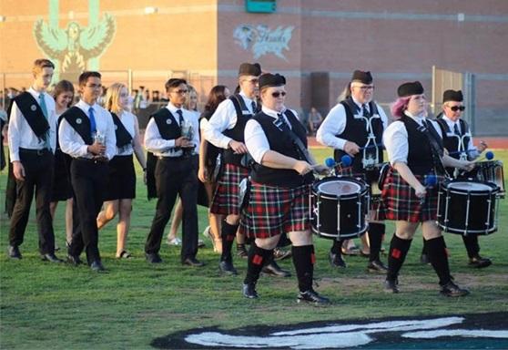 Gilbert Public Schools Arizona USA Band 2019