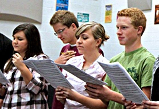 Gilbert Public Schools Arizona USA Chorus 2019
