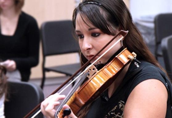 Gilbert Public Schools Arizona USA Band Violinist 2019