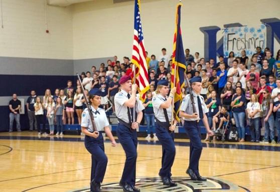 Higley Unified School District Arizona USA Rally 2019