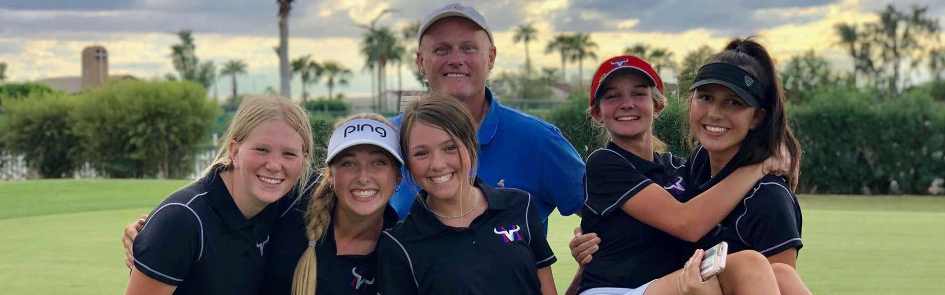 Mesa Public School Golf Team