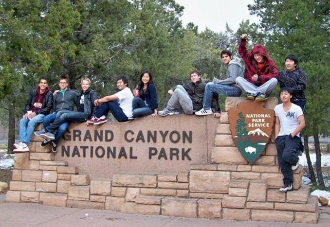 Phoenix Christian Arizona USA Canyon  Thumbnail 2019