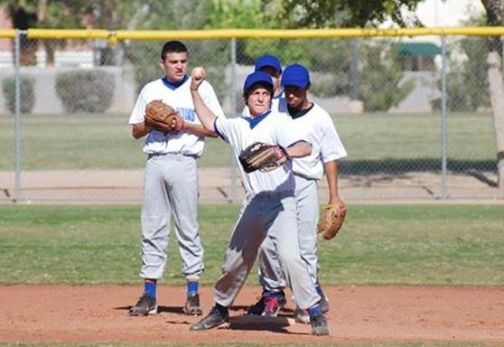 Sequoia Charter Schools District - Sequoia High School Arizona USA Baseball 2019