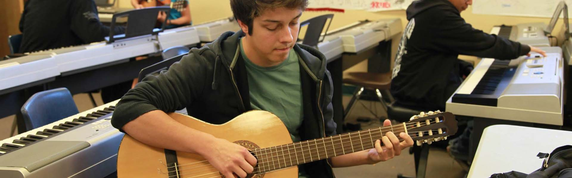 Sequoia Charter Schools District - Sequoia High School Arizona USA Guitar 2019