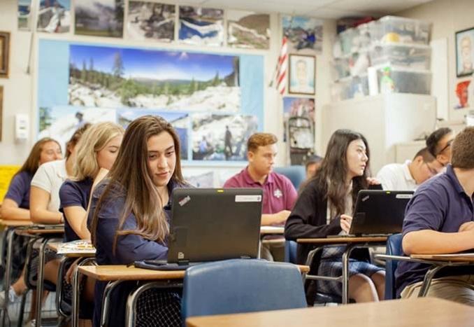 Capistrano California USA Classroom Thumbnail 2019