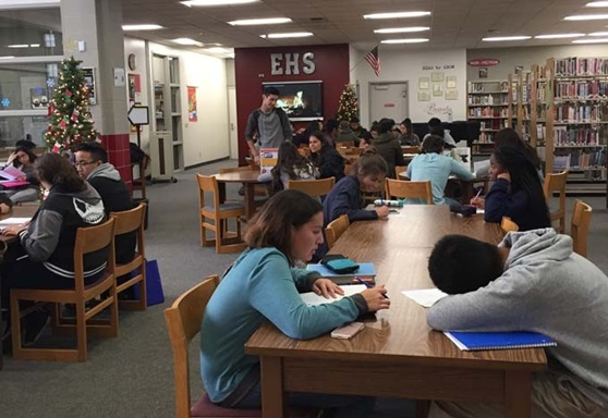 Chaffey-Highschool-CA-Library-GAllery-US-2019