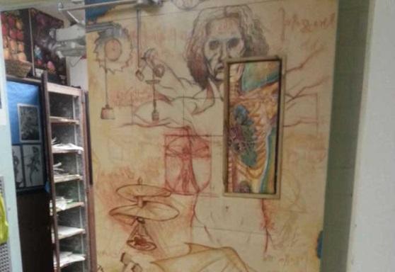 Elcaminoreal-Highschool-CA-Art-Galleryl