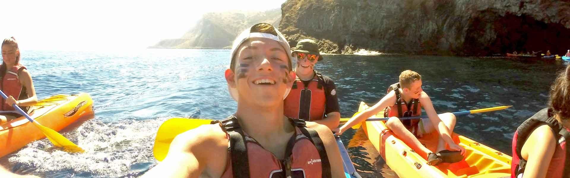 Grace Brethen California USA Canoeing Banner 2019