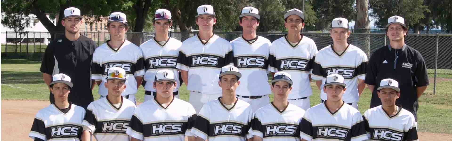 Heritage Christian California USA Baseball Banner 2019