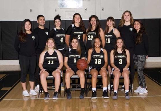 Heritage Christian California USA Basketball Gallery 2019