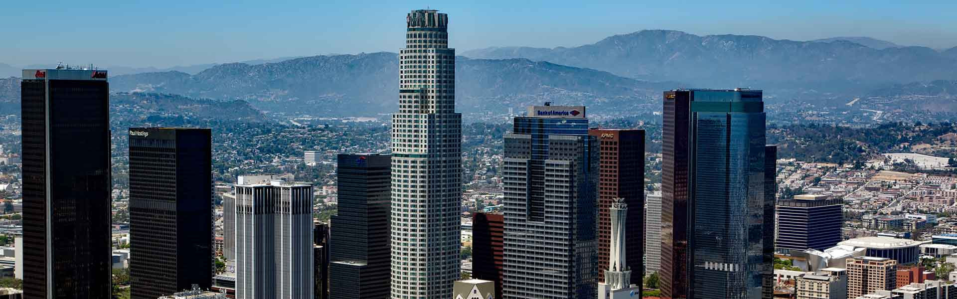 outdoor picture of Los Angeles, California