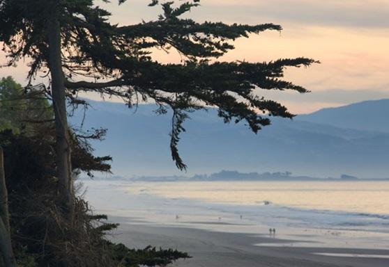 Monterey Bay Academy California USA School Beach 2019