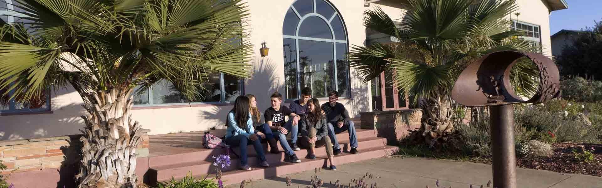 Monterey Bay Academy California USA School Entrance 2019
