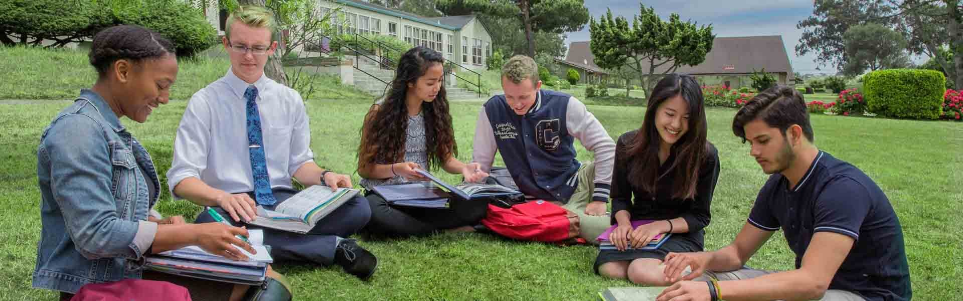 Monterey Bay Academy California USA Students 2019