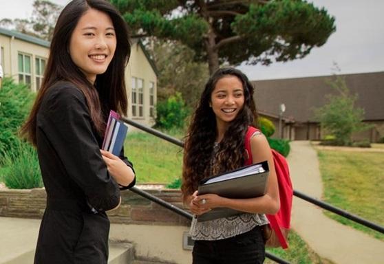 Monterey Bay Academy California USA Students 2019