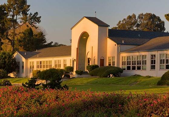 Monterey Bay Academy School Front