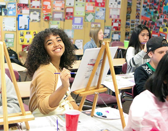 Placentia-Yorba-Linda-Unified-School-District-CA-Art-class-Public-Gallery-2020 - Copy