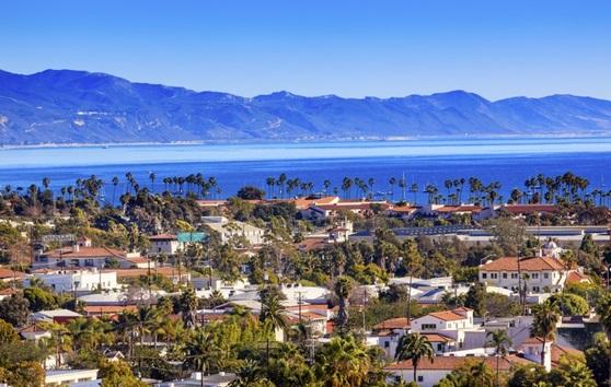Santa Barbara School District California USA Cityview