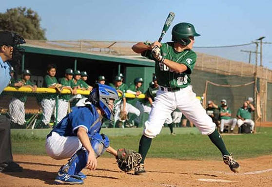 Torrance Unified School District Baseball in California USA