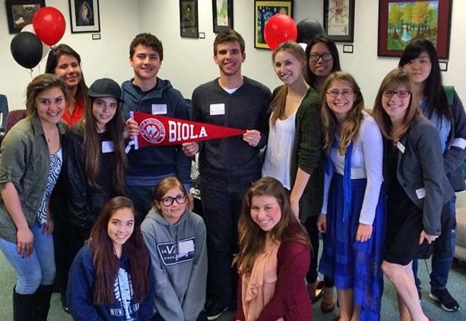 Whittier California USA Students Thumbnail 2019