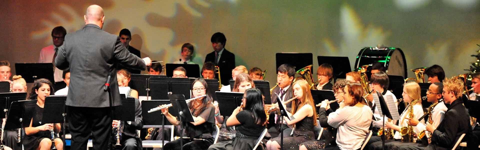Colorado Spring Colorado USA Orchestra Banner 2019