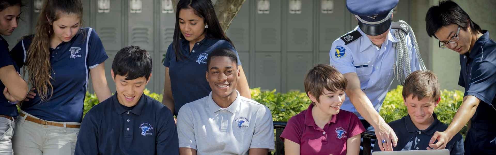 FloridaPreparatoryAcademy-Highschool-Florida-GroupPictureDiversity-MAin-Banner-2019