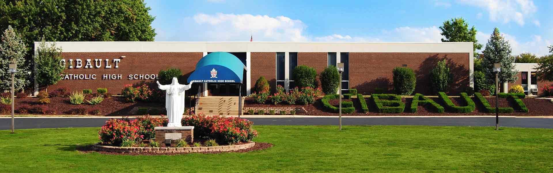 GibaultCatholicHighSchool-Private-IL-School-Building-Banner-2021