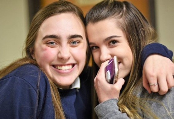Rockford Christian Illinois USA 2 Girls Gallery 2019