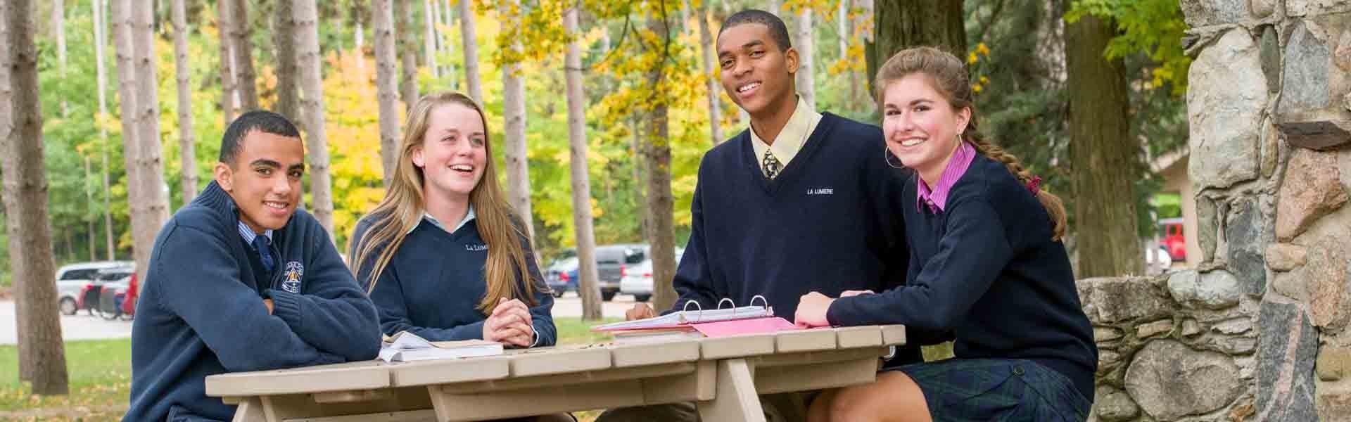 LalumiereSchool-Highschool-Indiana-Outside-MAin-BAnner-2019