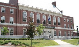 Orono High school Maine School Front
