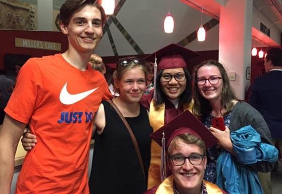 Orono HIgh school Maine Graduation students Gallery USA 2019