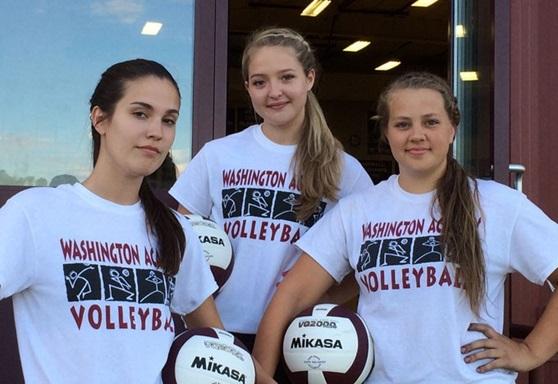 Washington Academy Maine USA Volleyball Gallery 2019