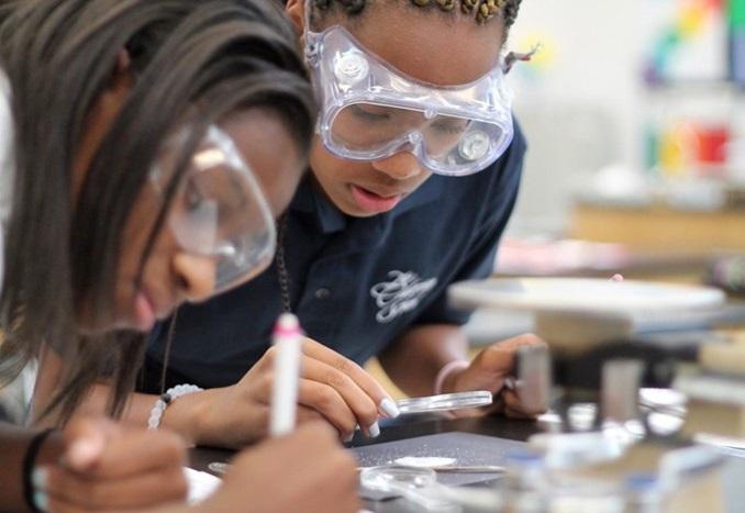 Calverton Maryland  USA Chemistry Thumbnail 2019