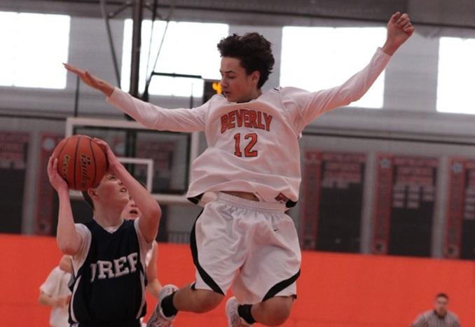 Beverly High School Massachusetts USA Basketball Thumbnail 2019