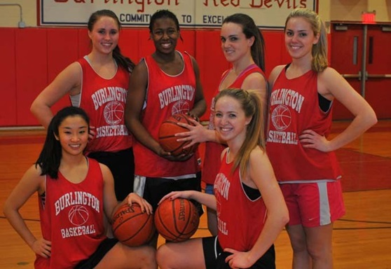 Burlington High school Massachusetts Basketball Gallery USA 2019