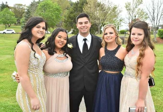 Burlington High school Massachusetts Students prom Gallery USA 2019